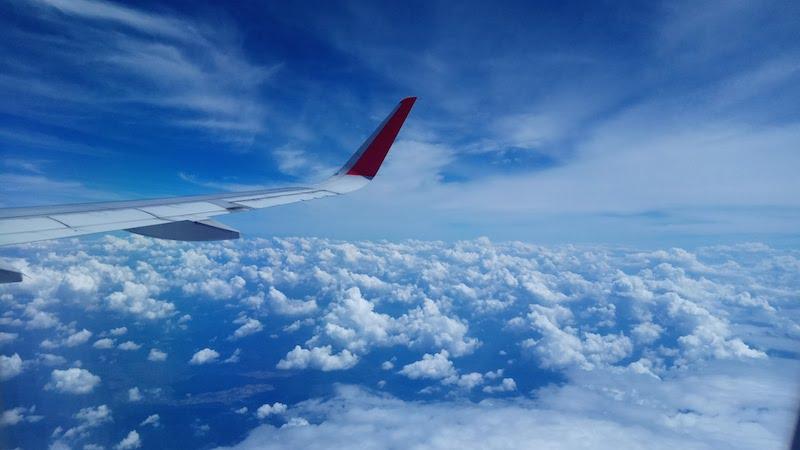 Memotret dari Jendela Pesawat
